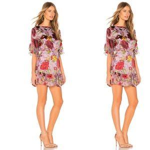 Katrina Dress in Water Lotus Lavender size 2